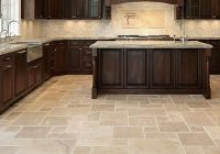 Types of tiles that can be installed in a kitchen